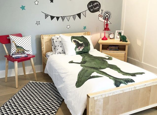 Maxtrix Kids Rooms