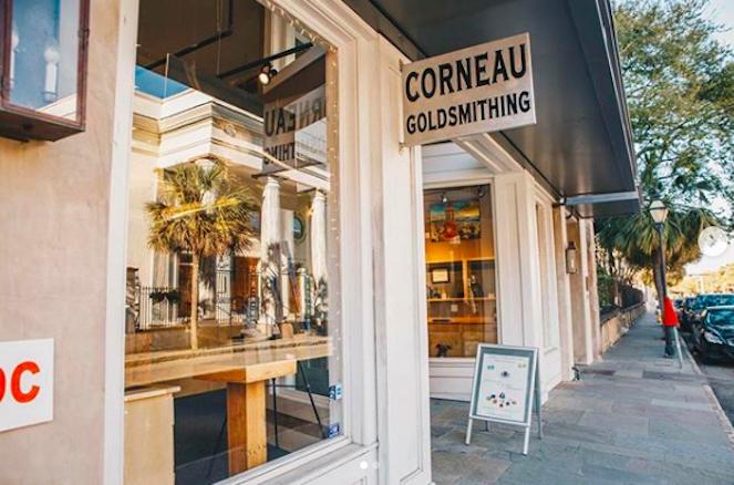 Corneau Goldsmithing Jewelry Gallery