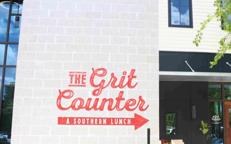 The Grit Counter