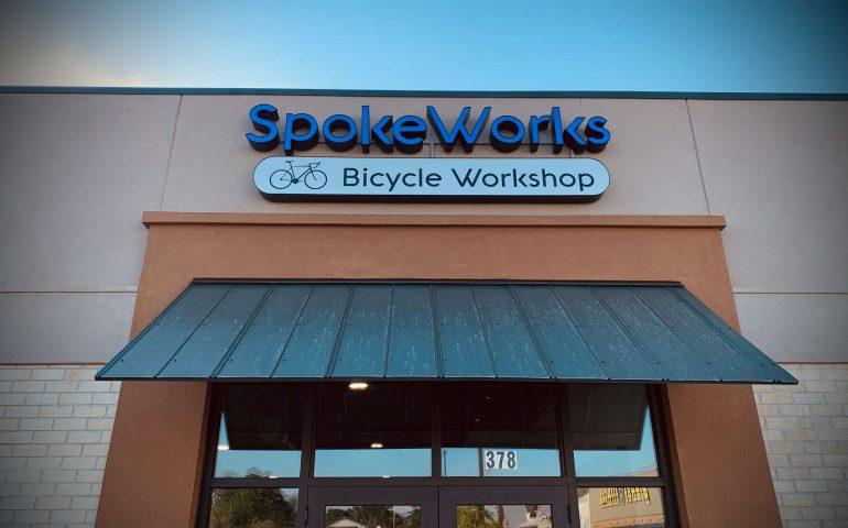 SpokeWorks Bicycle Workshop